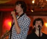Wiebe Kaspers en Tim Hammer op Spring yn 'e Greide 2012