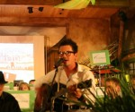 Falco Luneau samen met brassband Greidebrass